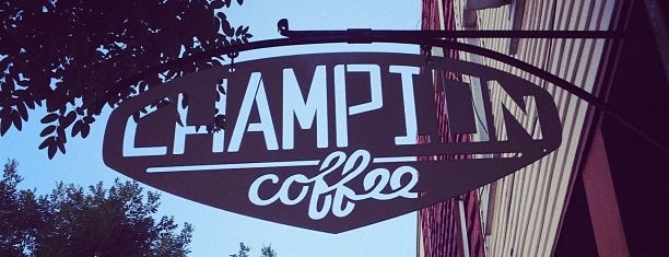 Champion Coffee is one of Best Coffices in New York.