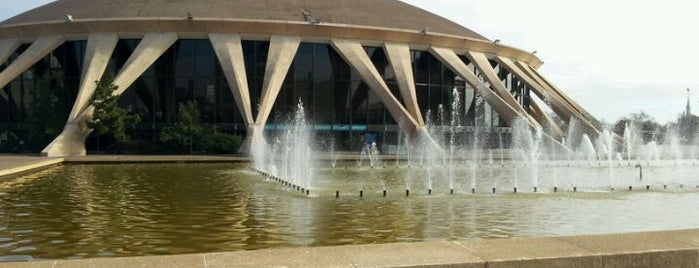 Norfolk Scope Arena is one of Most Frequented by Me!.