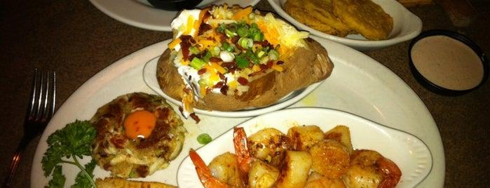 Triple J Steakhouse is one of Top 10 dinner spots in Panama City Beach, FL.