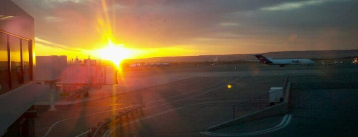 Billings Logan International Airport (BIL) is one of Airports~Part 1....