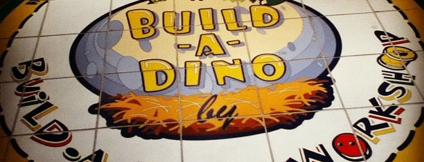 Build-A-Dino by Build-A-Bear Workshop is one of Walt Disney World.