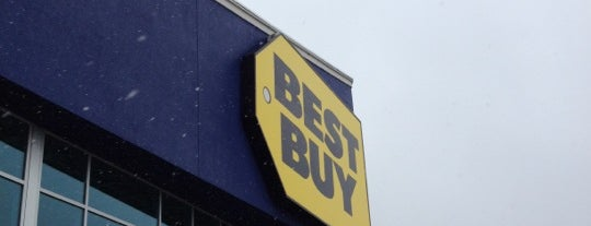 Best Buy is one of #BlackFridayErie Steals and Deals.