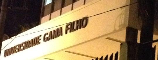 Universidade Gama Filho is one of #Rio2013 | Catequese [Portuguese].