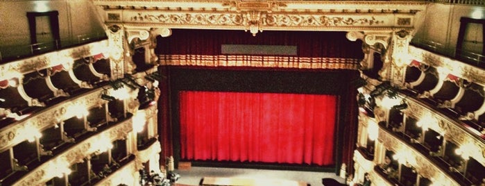 Teatro Petruzzelli is one of Puglia: See & Do.
