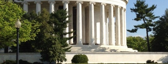 Thomas Jefferson Memorial is one of ♡DC.