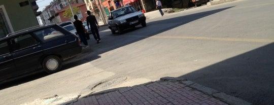 Ali Rıza Efendi Caddesi is one of Eskişehir'deki Caddeler.