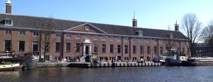 Hermitage Amsterdam is one of Amsterdam: student edition.