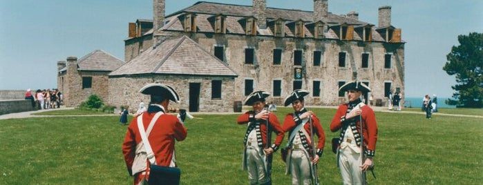 Fort Niagara State Park is one of Paranormal Traveler.