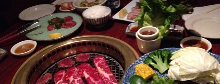 Yakiniku West is one of East village restaurants.