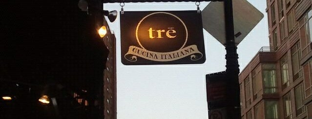 Tre Restaurant & Wine Bar is one of New York - General.