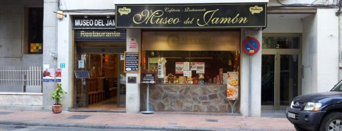Museo Del Jamon is one of Cuenca.