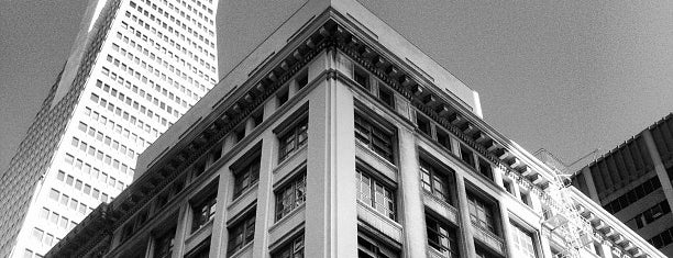 Transamerica Pyramid is one of SF City Guides Tours of San Francisco.