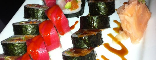 Sushi Rock is one of 20 favorite restaurants.