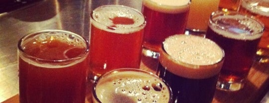 ThirstyBear Brewing Company is one of SF - Drinks.