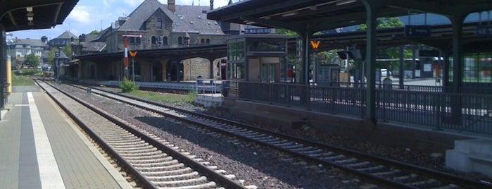 Bahnhof Goslar is one of Bahnhöfe DB.