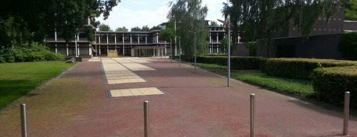 Provinciehuis Drenthe is one of Places of interest.