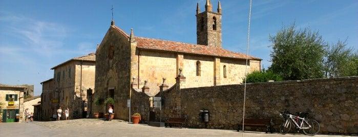 Castello di Monteriggioni is one of Chianti Classico Producers.