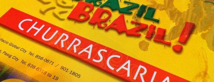 Brazil Brazil! is one of More than 20 favorite restaurants.