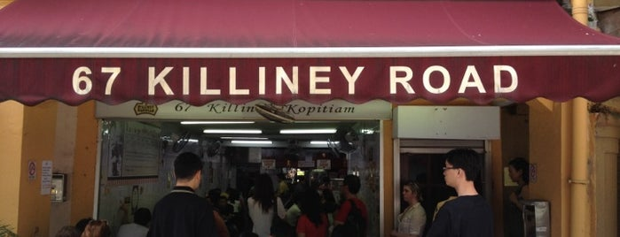 Killiney Kopitiam is one of The 15 Best Places for a Curry in Singapore.