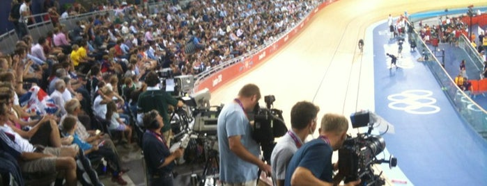 London 2012 Velodrome is one of Olympics.