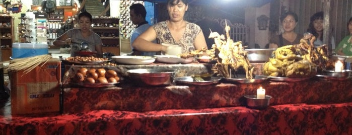 "Pasar Senggol Gianyar is one of Bali ""Jaan"" Culinary."