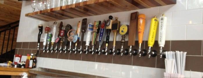Sesame Burgers & Beer is one of Charleston Beer.
