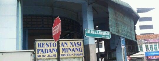 Nasi Padang International Hotel is one of Penang List.