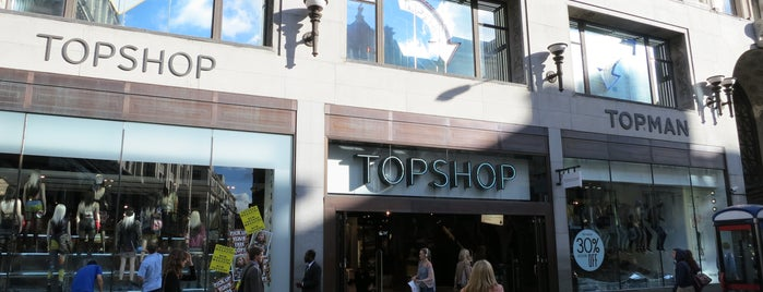Topshop is one of ang say khieng New York.