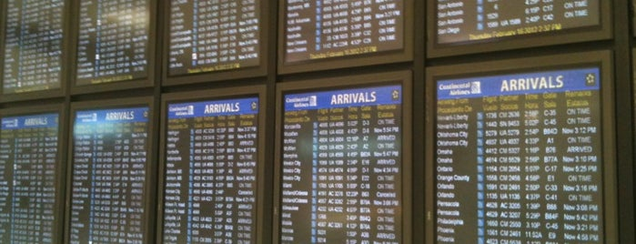 George Bush Intercontinental Airport (IAH) is one of I Love Airports!.