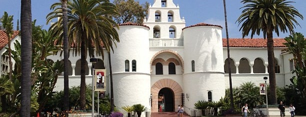 San Diego State University (SDSU) is one of SAI Chapters.