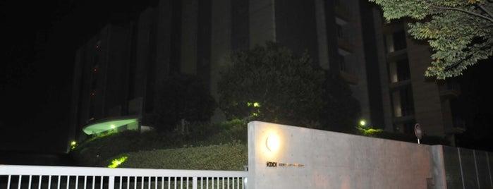 KDDI 多摩第三ネットワークセンター is one of IDC JP.