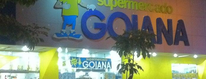 Supermercado Goiana is one of Lugares onde vou.