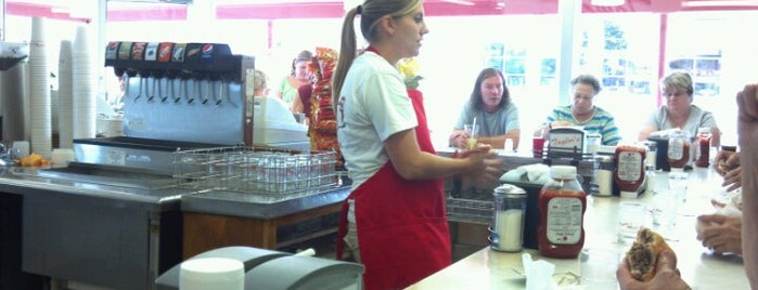 Taylor's Maid-Rite is one of Sandwiches That You Will Like.