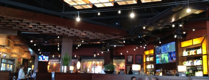 BJ's Restaurant and Brewhouse is one of WABL Passport.