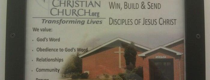 Loveland Christian Church is one of Fav list.
