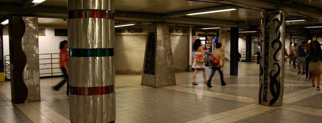Woodhaven Boulevard is one of Subway Art in NYC.