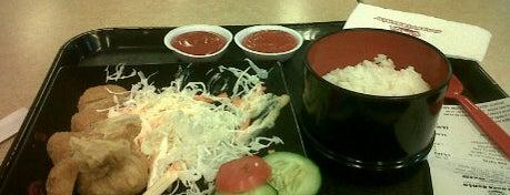 Hoka Hoka Bento is one of Restaurant/Foodcourt.