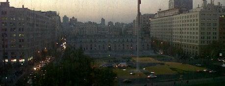 Plaza de la Ciudadanía is one of Para visitar en Santiago.