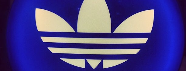Adidas Originals is one of 20 favorite restaurants.