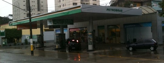 Posto BR is one of Lugares que frequento.