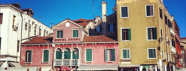 Hotel Canal Grande is one of The 15 Best Places for a Prosecco in Venice.