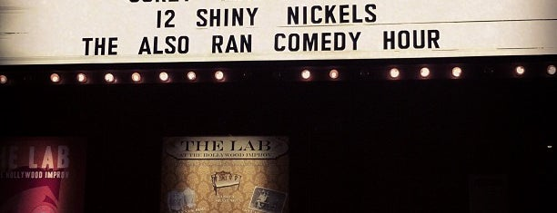 The Improv Lab is one of Cali.