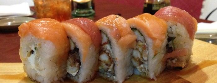 Nobu Sushi is one of Lugares Conocidos Caracas.