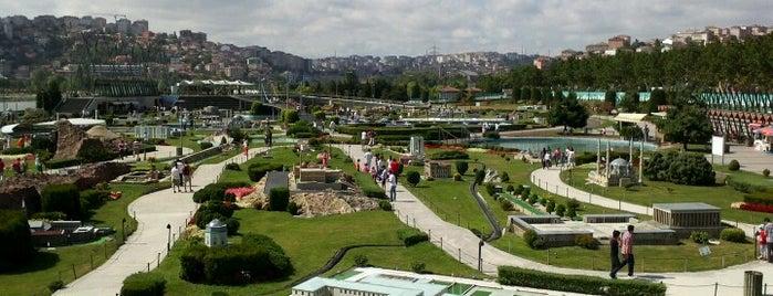 Miniatürk is one of Istanbul City Guide.