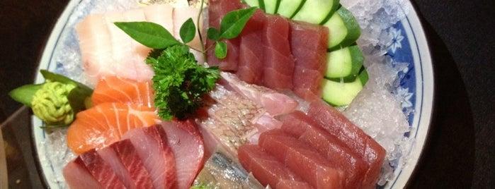Kiyota Sushi Bar & Restaurante is one of SP.