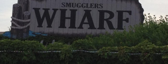 Smuggler's Wharf is one of Erie To-Do's.