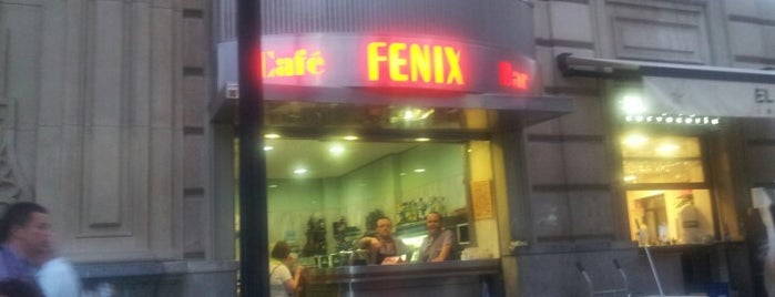 Bar Fénix is one of Must-visit Food in Murcia.