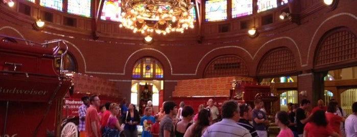 Anheuser-Busch Stables is one of The 15 Best Places for Tours in St Louis.