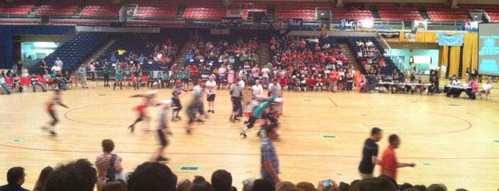 DC Rollergirls Roller Derby is one of DC.