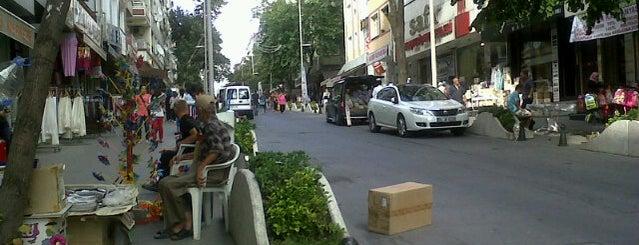 Ali Fuat Başgil Caddesi is one of mm.
